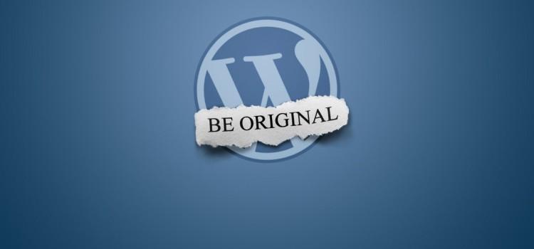 Tema para Blogs Profissionais